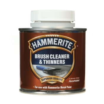 Image for Hammerite Brush Cleaner and Thinners - 250ml Tin