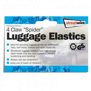 Image for Luggage Elastic - 4 Claw Spider Type