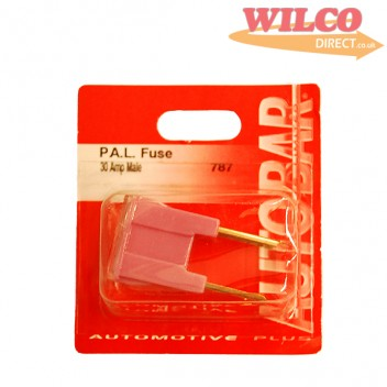 Image for Pal Fuse Male - 30 Amp