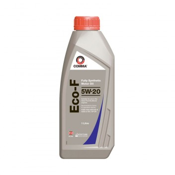 Image for ECO-F 5W-20 Fully Synthetic Motor Oil 1 Litre