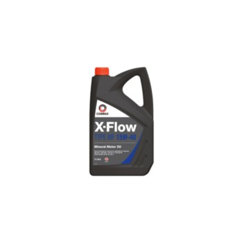 Image for Comma X-Flow Type MF 15W40 Mineral Oil - 5 Litre
