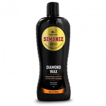 Image for Simoniz Black Diamond Wax 500ml