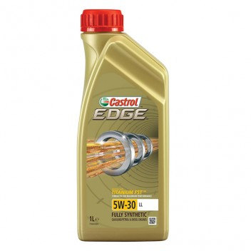 Image for Castrol Edge 5W-30 LL Engine Oil - 1 Litre