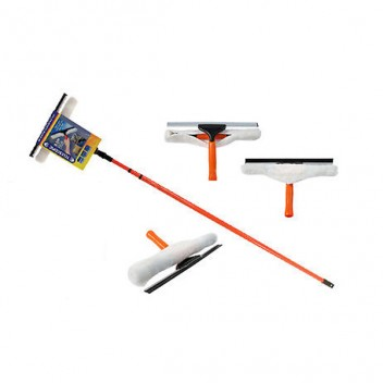 Image for Concept Telescopic Window Squeegee