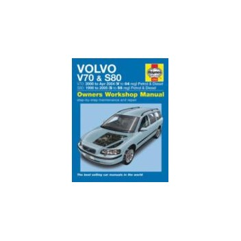 Image for Volvo V70/S80 Petrol & Diesel Owners Workshop Manual