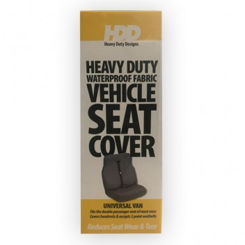 Image for Universal Front Waterproof Seat Cover - Blue