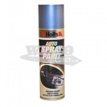 Image for Holts Blue Metallic Spray Paint 300ml (HBLUM06)
