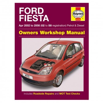 Image for Ford Fiesta - Haynes Manual
