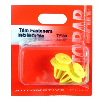 Image for Interior Trim Clip Yellow (Audi, Ford)