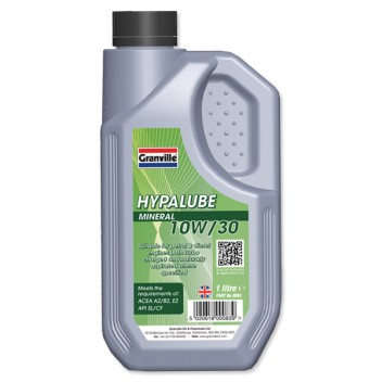Image for Hypalube Mineral Oil 10W30 1 Litre