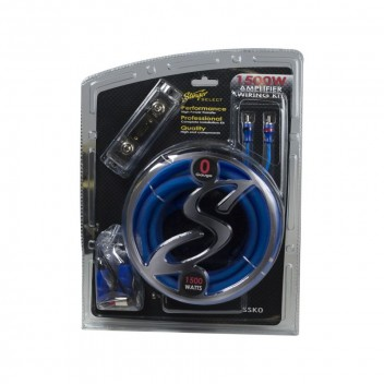 Image for Stinger 1/0GA Complete Wiring Kit - 1500w