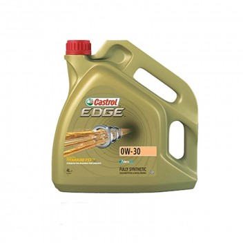 Image for Castrol Edge 0W-30 Oil - 4 Litres