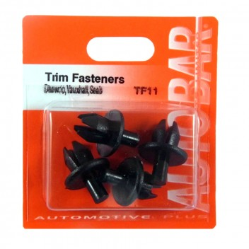 Image for Trim Fasteners (Daewoo, Vauxhall)