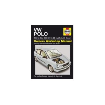 Image for VW Polo Petrol & Diesel (02 to May 05) - Haynes Manual