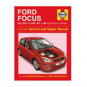 Image for Ford Focus - Haynes Manual