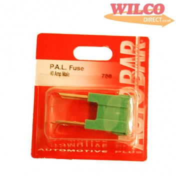 Image for Pal Fuse Male - 40 Amp