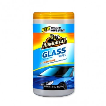 Image for ArmorAll Glass Cleaning Wipes