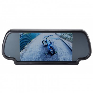 Image for EchoMaster Clip-on Mirror Monitor - 7""