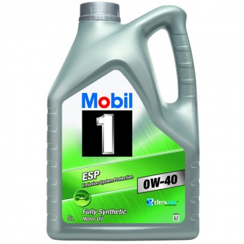 Image for Mobil 1 Esp Oil 0W-40 5 Litre
