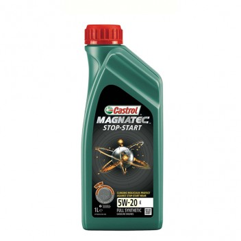 Image for Castrol Magnatec Stop-Start 5W-20 Engine Oil E 1 Litre