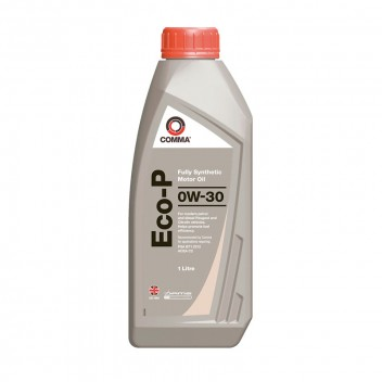 Image for ECO-P 0W30 Fully Synthetic Motor Oil 1 Litre