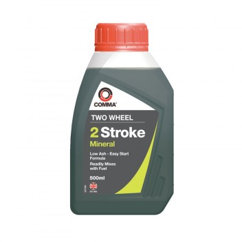 Image for Comma Two Wheel 2 Stroke Mineral oil - 500ml