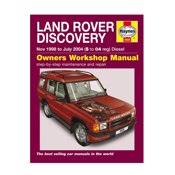 Land Rover Discovery Diesel (Nov 98