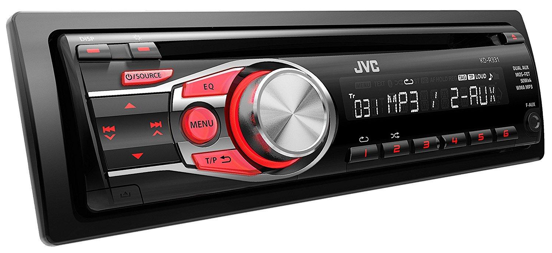 JVC KD-R331 In Car CD / MP3 Player