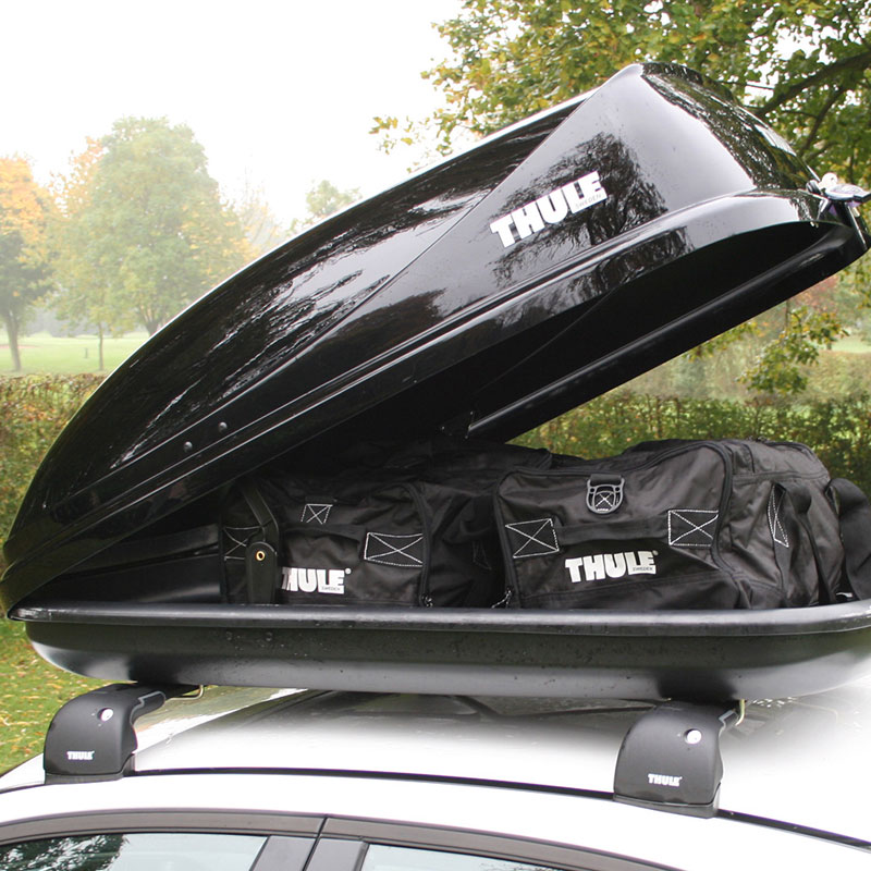 thule ocean 200 fitting instructions